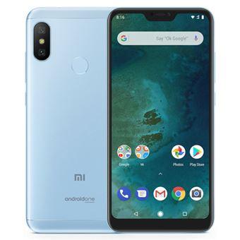 Smartphone Xiaomi A2 Lite Mi 4GB 64GB Azul