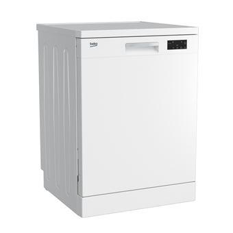 Máquina de Lavar Loiça Beko DFN16420W 14 espaços conjuntos A++