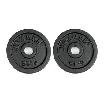 Disco de Musculação HAMMER 4652