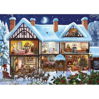 Midnight Delivery Jigsaw Puzzle 1000 Pieces Gibsons Games