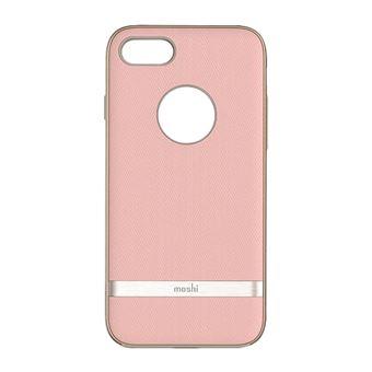 Capa Moshi Vesta para iPhone 8/7  Blossom Rosa