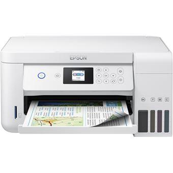 Impressora Multifunções Jacto de Tinta Epson ET-2756 Wi-Fi Branco