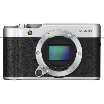 Fujifilm X-A10 Corpo Preto