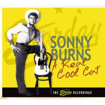 burns sonny burns sonny a real cool cat the starday recordings