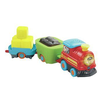 Brinquedo de Puxar VTech Tchou Tchou Bolides Kevin