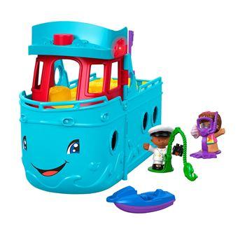 Fisher-Price Little People FXJ47 Plástico brinquedo sobre rodas Azul