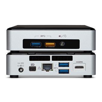 Vision i3 4K VMP 128GB 7.1canais 4096 x 2304pixels Preto, Prateado leitor de média digital