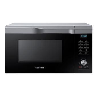 Micro-ondas Samsung MC28M6055CS 900W 28L Preto, Prateado