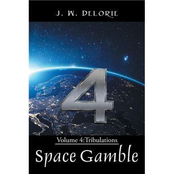 space Gamble Paperback -