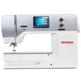 Máquina de Costura e Bordado Bernina 770 QE