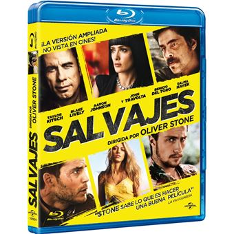 Salvajes (BD) (Referencia 1 Disco) / Savages