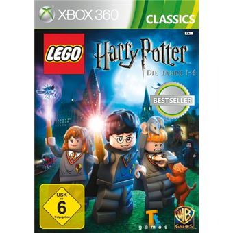 LEGO Harry Potter - Die Jahre 1-4 Family Classics Xbox 360