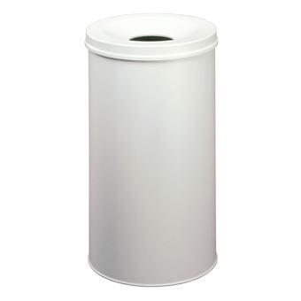 Caixote do Lixo Durable 330710 lixeira 60 l Cinzento
