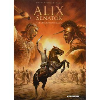 Alix senator, 4 demonios esparta