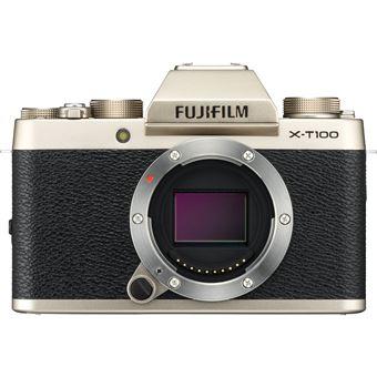 Fujifilm X-T100 Dourado