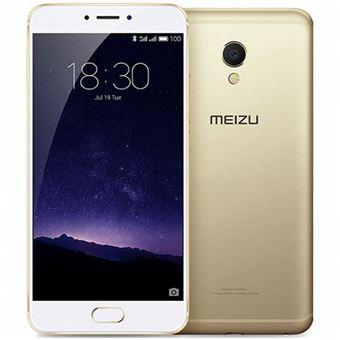 Smartphone Meizu MX6 5,5' Deca Core 3.0 GHz - 32 GB 3 GB - Dourado
