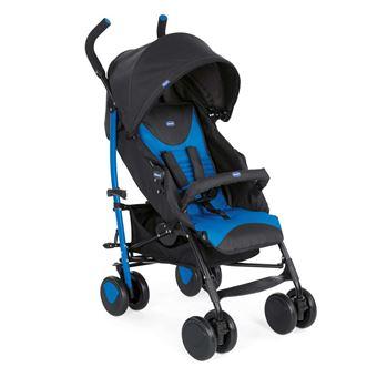 Carrinho de bebé Chicco ECHO  tandem 1 lugar(es) Preto, Azul