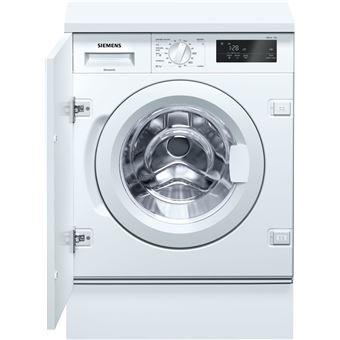Máquina de Lavar Roupa Siemens iQ500 WI12W320ES Interno Carregamento frontal 8kg 1200RPM A+++ Branco