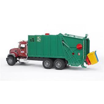 Camião do Lixo de Brincar Bruder Mack Granite