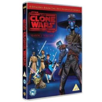 Star Wars: Clone Wars Season 2 Vol. 1