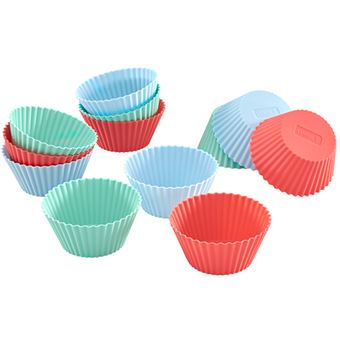 Forma para forno Lurch 83013  Cupcake/muffin cups + Toppers 12 peça(s)