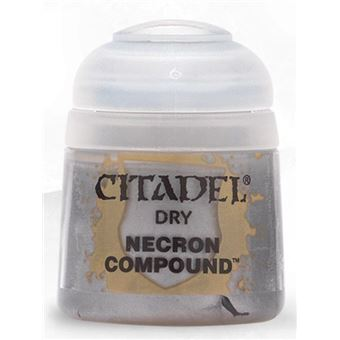 Games Workshop Dry Necron Compound tinta acrílica Frasco 12 ml