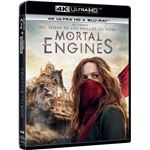 Mortal Engines (2Blu-ray)