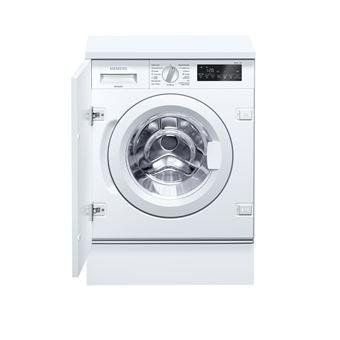 Máquina de Lavar Roupa Siemens iQ700 WI14W540ES Interno Carregamento frontal 8kg 1400RPM A+++ Branco