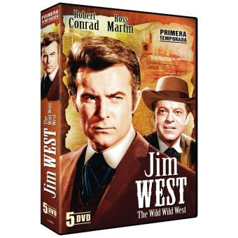 Jim West Temporada 1