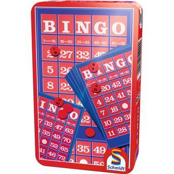 Jogo Schmidt Spiele Bingo