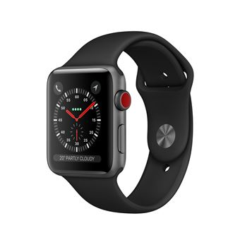 Smartwatch Apple Watch Series 3 Cinzento