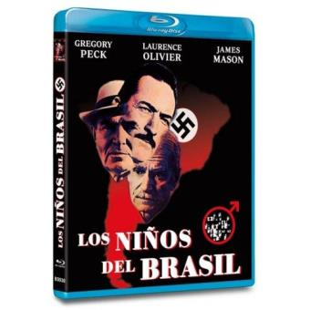 Los Niños del Brasil / The Boys from Brazil (Blu-ray)