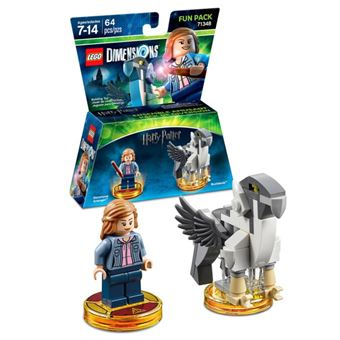 Boneco de montar LEGO Dimensions Fun Pack - Harry Potter Multi cor 5051892201186