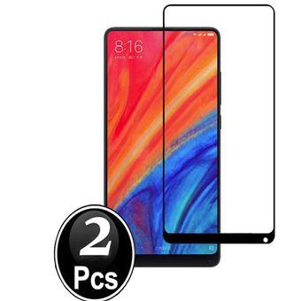 Película Ecrã Vidro Temperado Advansia para Xiaomi Mi Mix 2S Protecção Total