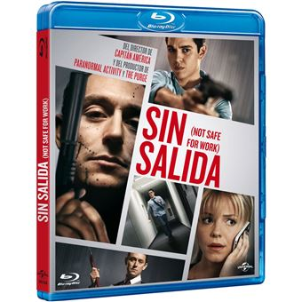 Sin Salida (Not Safe For Work) (BD) / Not Safe For Work