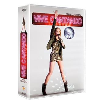 Vive Cantando. Serie Completa (9 DVD)