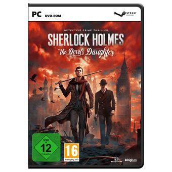 Sherlock Holmes ? The Devil?s Daughter PC