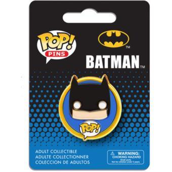 Funko Pop! Pin Dc Comics - Batman