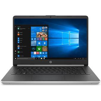 """Portátil HP 14s-dq1004ng i7 SSD 256GB 14"""" Prateado"""