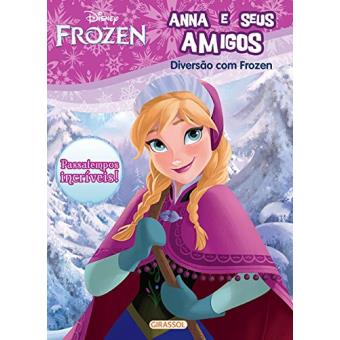 Disney Frozen. Diversão com Anna e Seus Amigos
