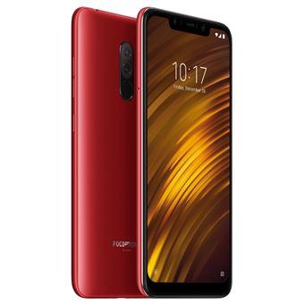 Smartphone Xiaomi Pocophone F1 6GB 64GB Vermelho