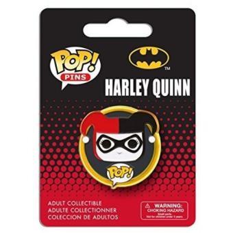 Funko Pop! Pin Dc Comics - Harley Quinn