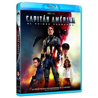 Captain America: The First Avenger / Capitán América: El Primer Vengador (Blu-ray)