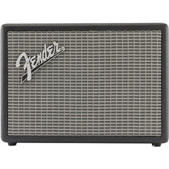 Fender Monterey altifalante 2-way 120 W Preto, Prateado Com fios e sem fios Bluetooth/RCA/3.5mm