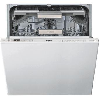 Máquina de Lavar Loiça Encastrável Whirlpool WIO 3O33 DEL 14 conjuntos A+++ Branco