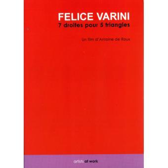 lowave-felice varini 7 droite… (DVD)