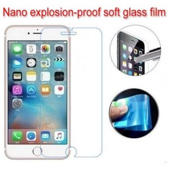 Película Ecrã de Vidro Temperado Lmobile Nano Flexível para iPhone 7 / iPhone 8