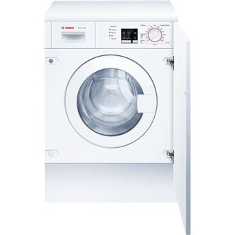 Máquina de Lavar Roupa Encastrável Bosch WIA20001EE 7Kg A+ Branco