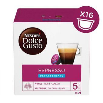 Nescafé Dolce Gusto Espresso Decaffeinato Coffee capsule 16 pc(s)