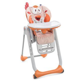 Chicco Polly2Start Convertible high chair Assento acolchoado Multi cor
